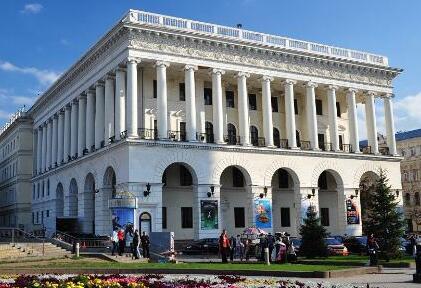 """欧洲首个""""音乐孔子课堂""""在乌克兰基辅成立"""