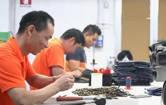 竞争力强 意大利华人工厂渐成欧洲商人订货中心