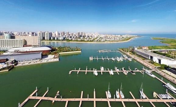 海南开放8个境外游艇临时开放水域 为期半年