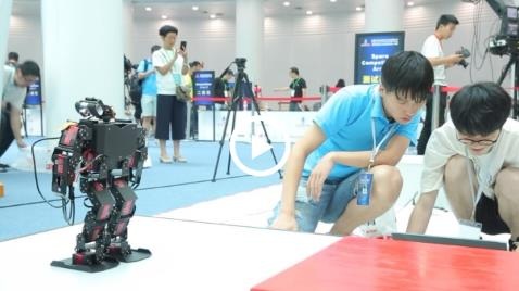 Tsinghua and University of Lincoln team wins robotics championship