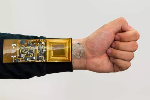 """""""创可贴""""传感器可贴于皮肤监测健康状况"""