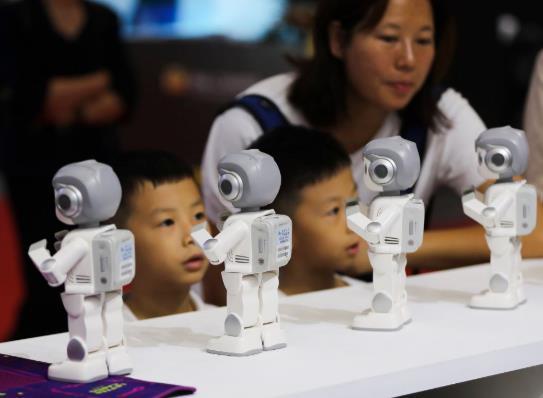 Nation to intensify robotics upgrade