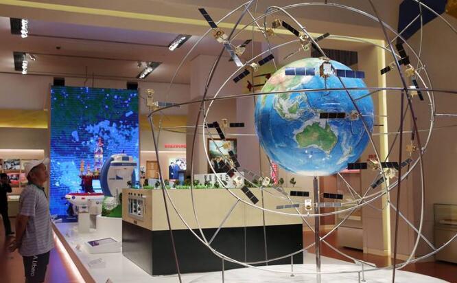 北斗系统开启全球服务 定位精度将与美国GPS相媲美