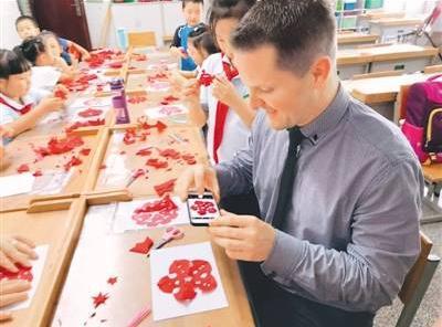 """澳大利亚多所学校负责人来华 """"汉语热""""架友谊桥"""