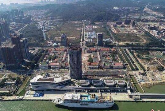 一飞冲天 一鸣惊人 粤港澳大湾区建设中的澳门方向