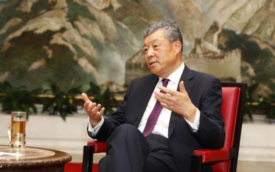 中国驻英大使:英国放弃与华为合作将是巨大损失