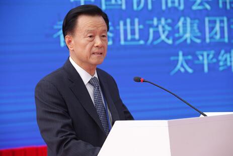 中国侨商联合会会长许荣茂谈疫情之下侨资企业如何作为