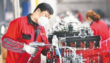"""中国企业复工达产""""成色足"""""""