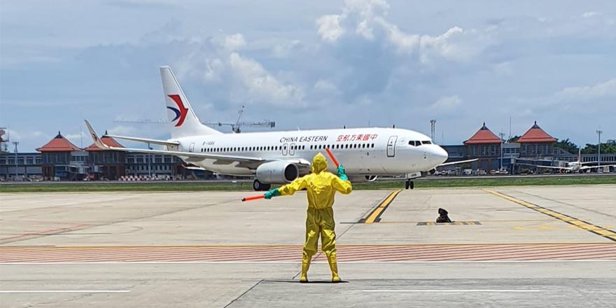 民航局:可适度增加部分具备条件国家的航班增幅