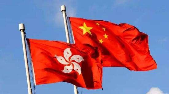 香港中联办就涉港国安立法发声 这22字亮了