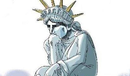 """新冠肺炎疫情凸显""""美式人权""""危机"""