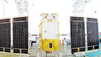 银河航天首发星完成3分钟视频通话测试——卫星互联网来了