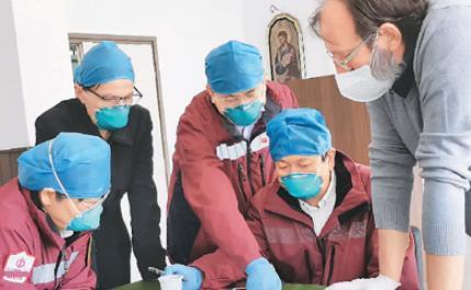 《抗击新冠肺炎疫情的中国行动》白皮书受到华侨华人好评 抗击疫情,中国行动可圈可点