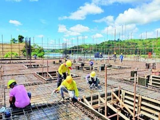 中国援菲基建项目取得积极进展