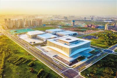"""西安:打造""""一带一路""""国际会展名城"""