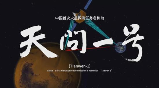 中国首次火星探测任务来了!