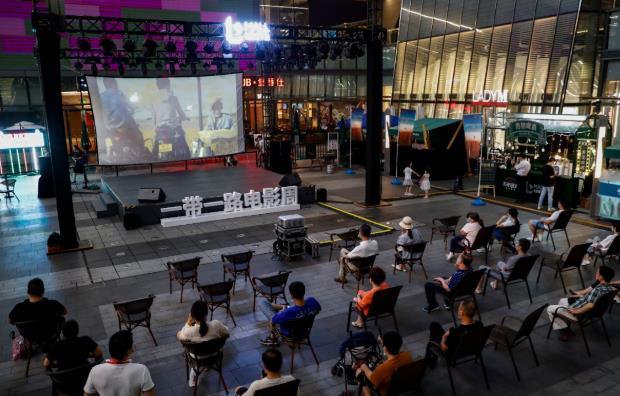 上海国际电影节吸引超十万观众