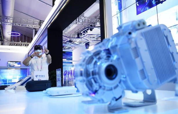 """中国开拓""""一带一路""""数字智能产业合作新空间"""