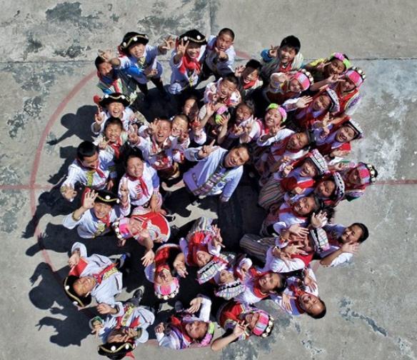 马云捐一亿 助力云南少数民族乡村教育