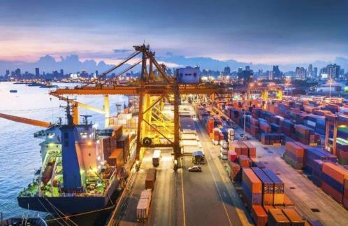 """共建""""一带一路""""合作韧性十足 助益稳定外贸外资基本盘"""