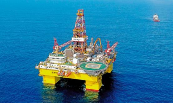 中国首个千亿方深水气田将投产