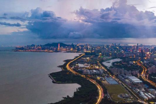 用科技创新带动大湾区高质量发展