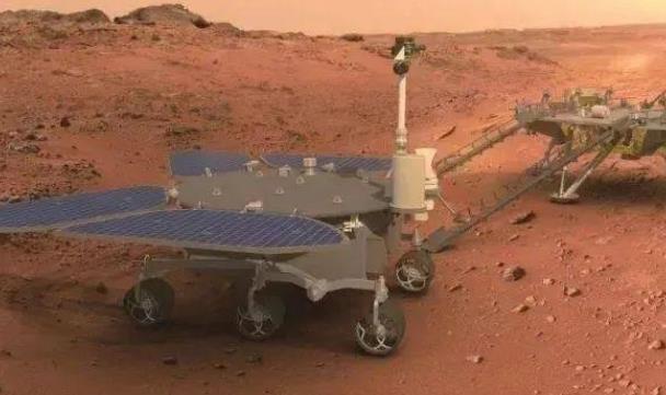 我国第一辆火星车命名祝融
