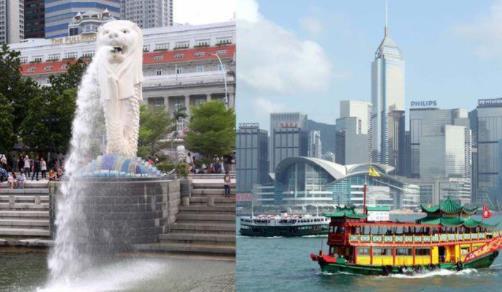 """香港与新加坡将于5月26日重启""""航空旅游气泡"""""""