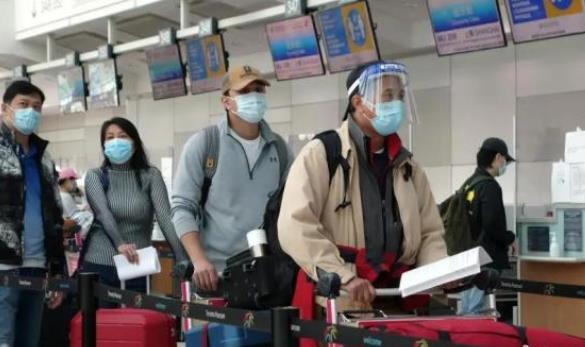 """打疫苗后还需""""双检测""""吗?赴华旅客新要求看这里!"""