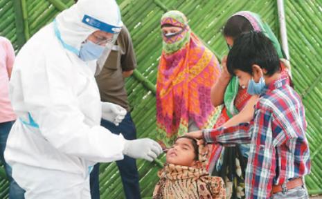 多国疫情不容乐观 防疫乱象令人担忧  全球抗疫远没到放松的时候