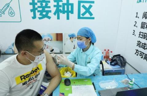 香港接种新冠疫苗市民突破百万