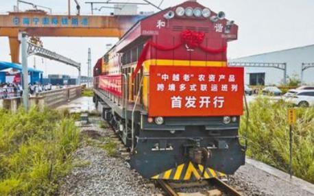 双边贸易逆势上扬 规模质量不断提升  中国东盟经贸合作展现强劲韧性