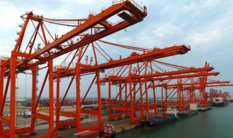 """陕西对""""一带一路""""沿线国家和地区进出口增长26.7%"""