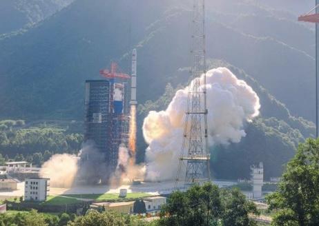 我国成功发射遥感三十号10组卫星