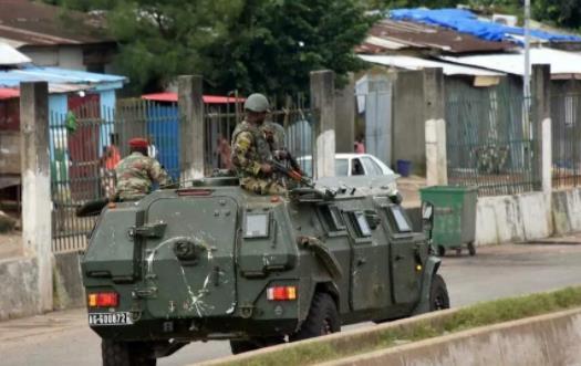 几内亚军事政变之后,中国大使馆连发提醒