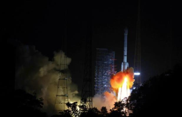 我国成功发射中星9B卫星