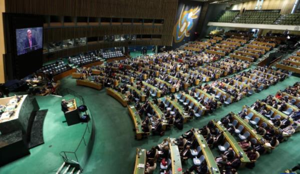 第76届联合国大会一般性辩论开幕
