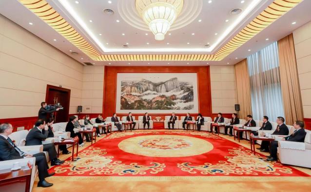 2021港澳台海外社团陕西联谊大会在西安举办