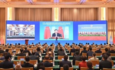 海外侨胞热议习近平主席在中华人民共和国恢复联合国合法席位50周年纪念会议上的讲话